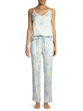 Floral 2-Piece Pajama Set