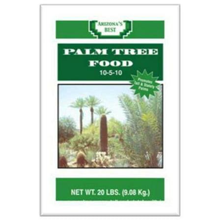 Gro Well Brands Cp AZB10049 Palm Tree Food, 10-5-10, 20-Lbs. - Quantity - Palm Tree Food