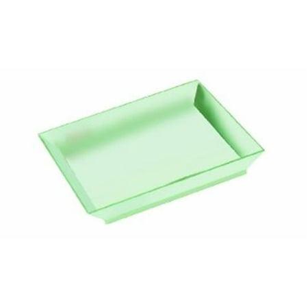 PacknWood 210KLAR1010 Square Mini Transparent Dish, Pack Of 100