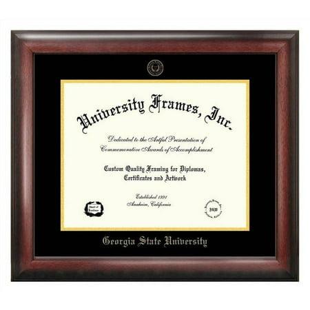 georgia state university 14 x 17 gold embossed diploma frame - Diploma Frames Walmart