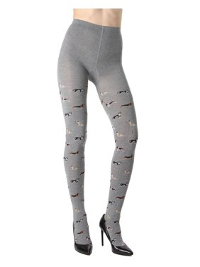 3bc965969 Product Image MeMoi Dog Walker Sweater Tights