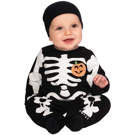 Rubie's My First Halloween Black Skeleton Costume, Black, - Babies R Us Halloween Costumes Newborn