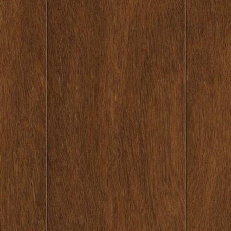 Take Home Sample - Brazilian Chestnut Kiowa Click Lock Exotic Hardwood Flooring - 5 in. x 7 - Cherry Brazilian Flooring