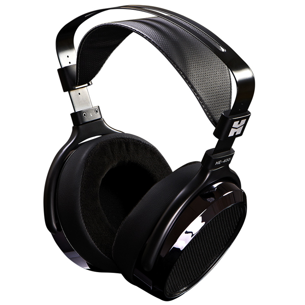 HiFiMan HE400i Over-Ear Planar Magnetic Headphones Silver / Gray / Black