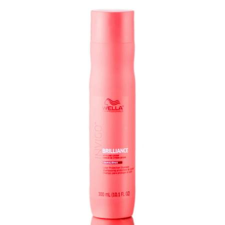 Wella Invigo Brilliance Coarse Color Protection Shampoo - 10.1