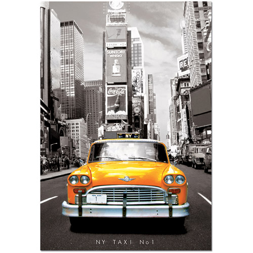 Educa Taxi No. 1 Jigsaw Puzzle, 1000 Pieces
