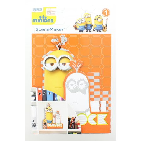 Kevin Durant Party Supplies (Despicable Me Scene Maker Minions Kevin Party)