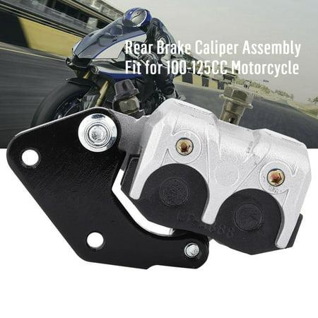 Ensemble d'étrier de frein arrière Ccdes pour moteur de moto 100-125CC, étrier de frein arrière VTT - image 6 de 8