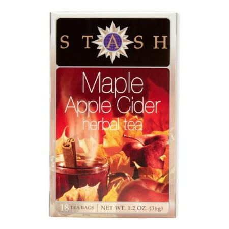 Stash Tea Maple Apple Cider Tea, 18 Ct ()