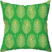 Checkerboard, Ltd Guinea Feathers Throw Pillow