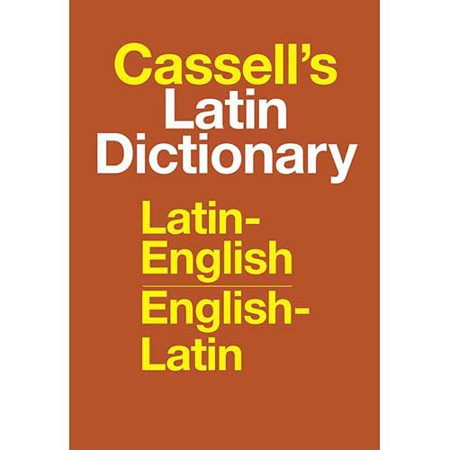 Cassell S Latin Dictionary 112