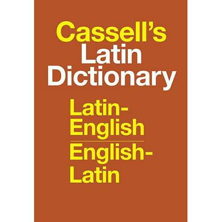 Cassells Latin Dictionary 3