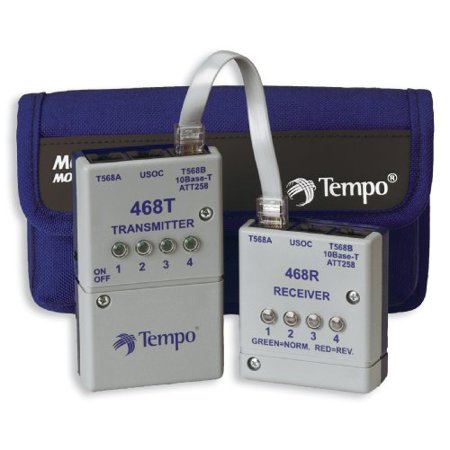 Greenlee 468 Wiremap Tester - image 1 of 1