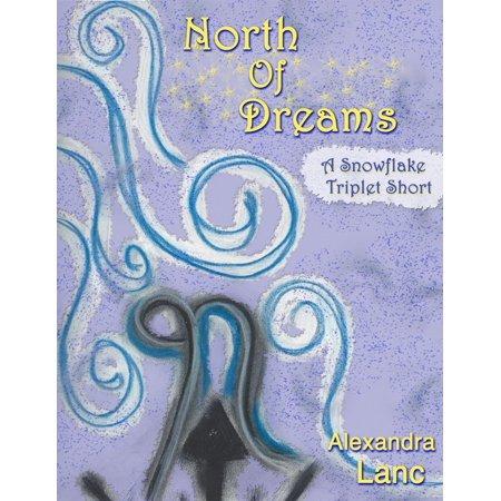 North of Dreams (Tales of North #3 - A Snowflake Triplet Short) - eBook (Triplet 3 Light)