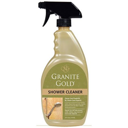 Shower Cleaner  Ship From Usa  Brand Granite Gold