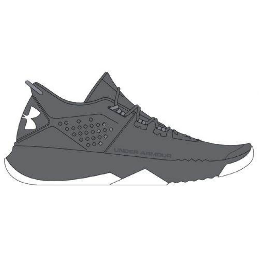 UA BAM Trainer Team Shoes