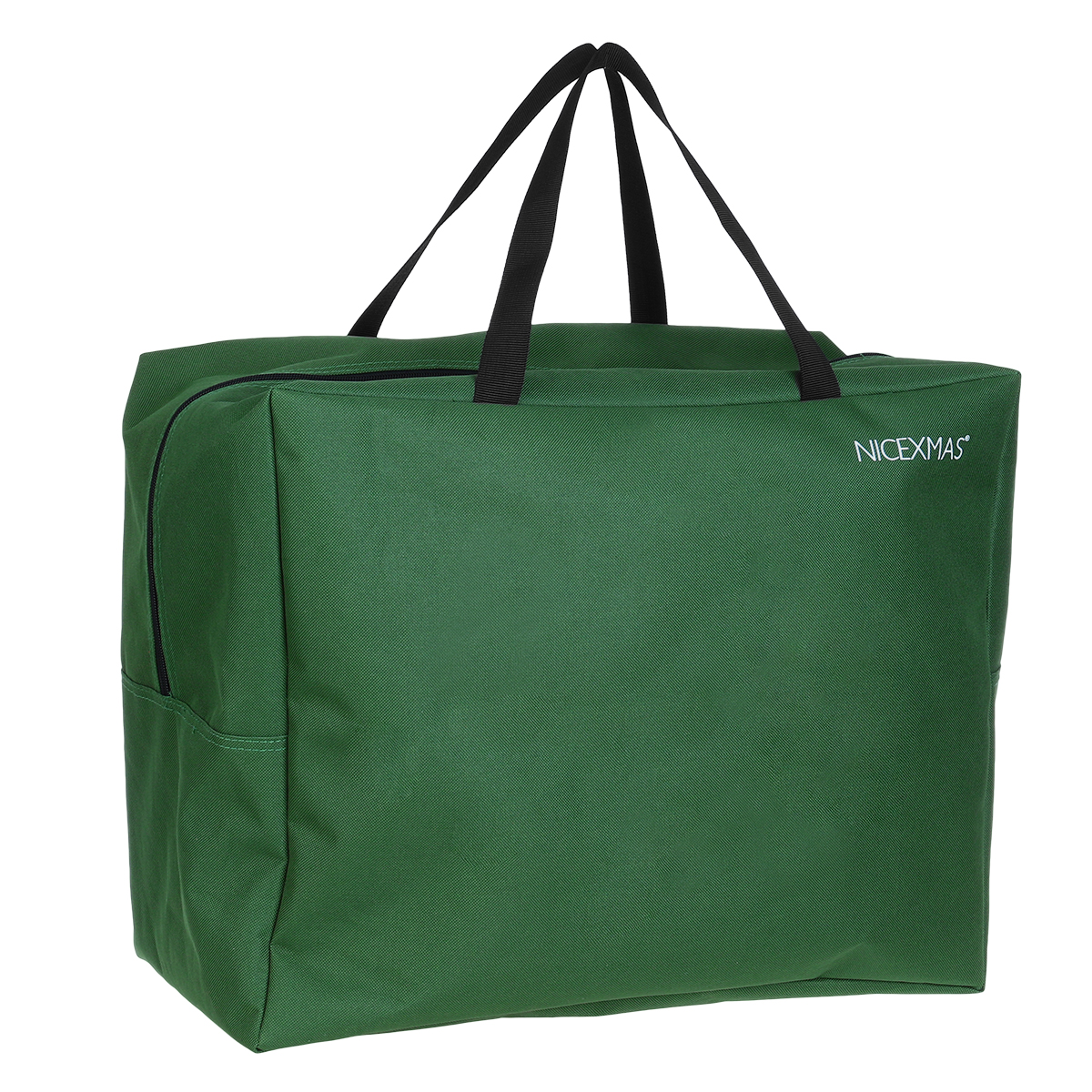 Awesome NICEXMAS Green Holiday Christmas Tree Storage Bag Roomy Zippered Bag For  Artificial Christmas Tree With Handles