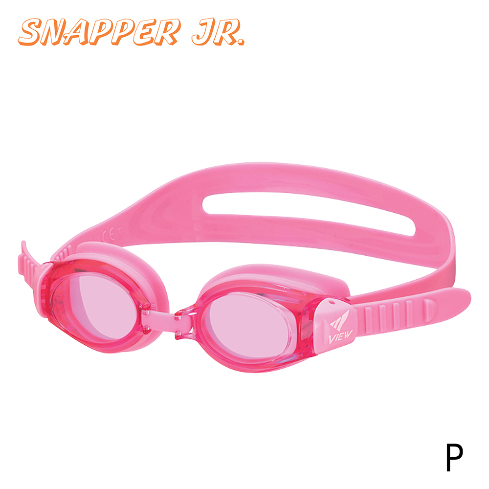 VIEW Swimming Gear Junior Snapper Goggle by Tabata USA, Inc.