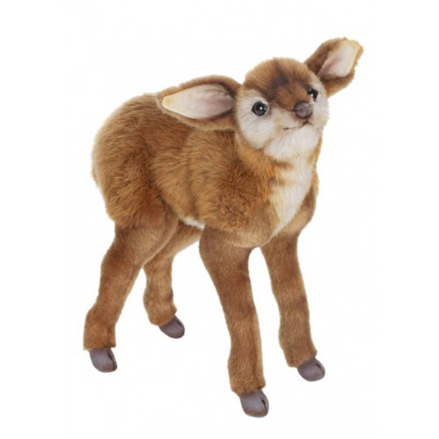 Hansa Bushbuck Kid Plush Toy