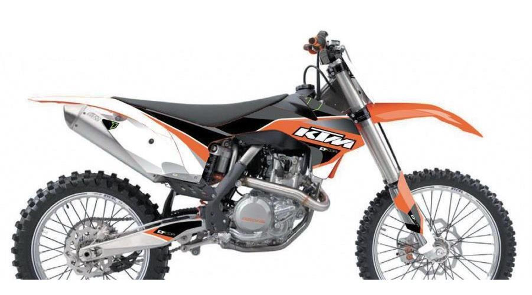 Dcor 20 30 207 ktm race complete graphics kit black walmart com