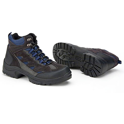 Ozark Trail - Men's Peyton High-Top Hiking Boots, Wide Width ...