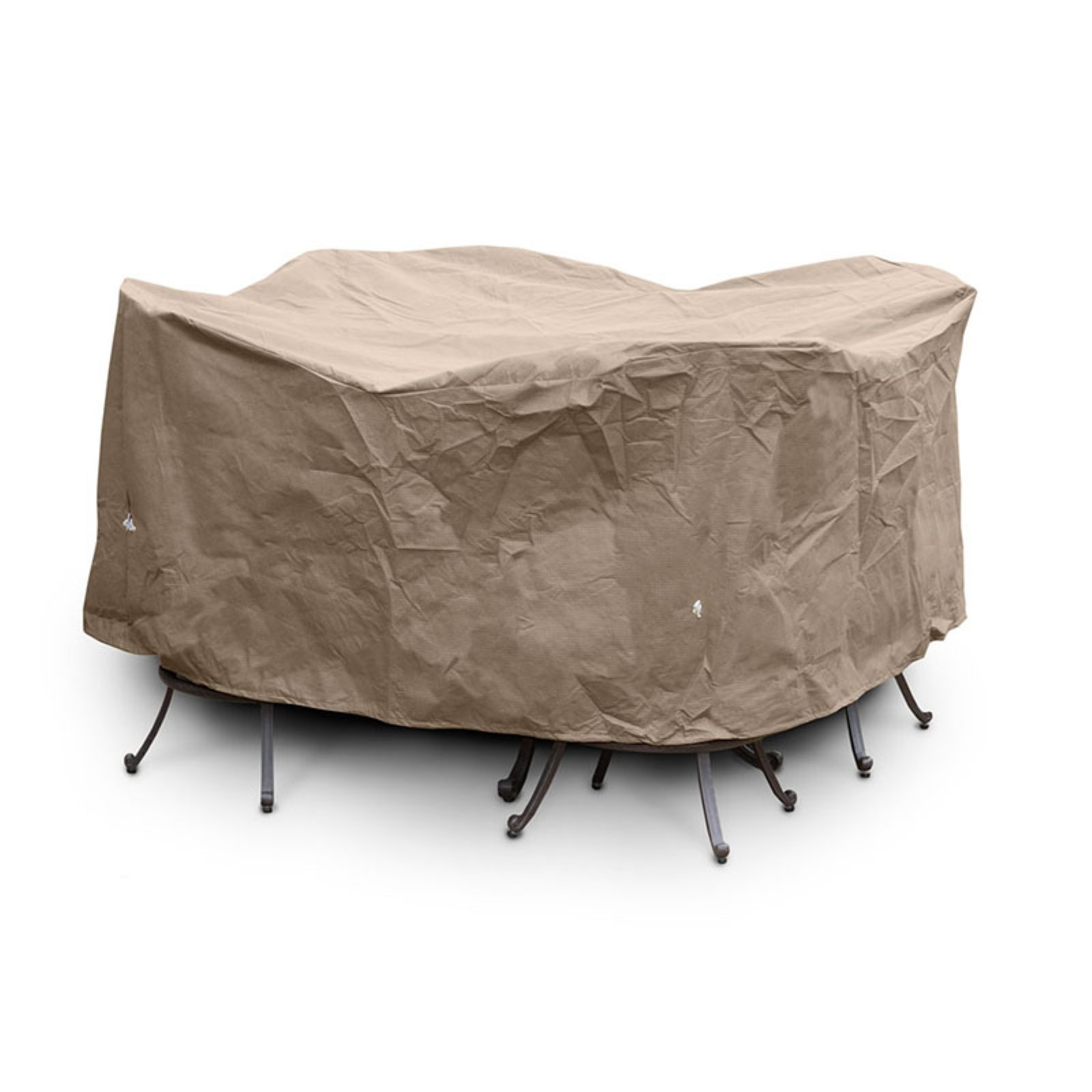 KoverRoos KoverRoos III Taupe Bar Height Dining Cover