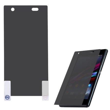 Insten Privacy LCD Screen Protector Film Shield Guard Cover For SONY ERICSSON C6916 Xperia