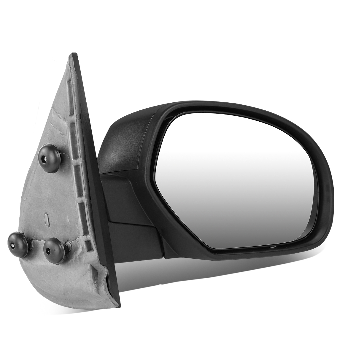 For 2007-2014 Chevy Silverado Tahoe/GMC Sierra Yukon XL Powered+Heated Side View Mirror (Right/Passenger)