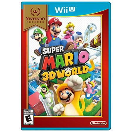 Wii U Nintendo Selects: Super Mario 3D World - Super Mario Chess