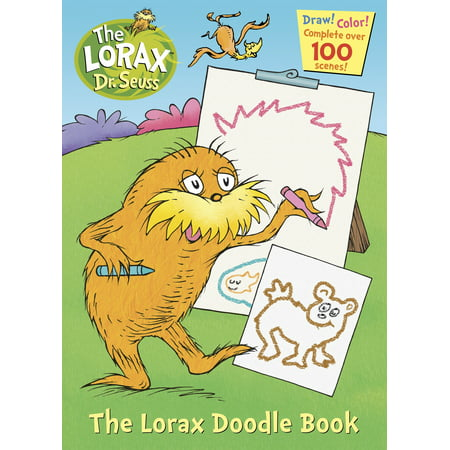 The Lorax Doodle Book - Lorax Characters