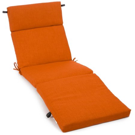 Blazing Needles  72-inch All-Weather Chaise Lounge (72 Inch Lounger)