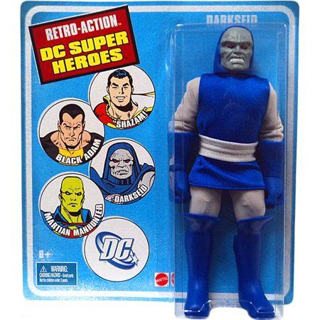DC Shazam World's Greatest Super Heroes Retro Series 4 Darkseid 8