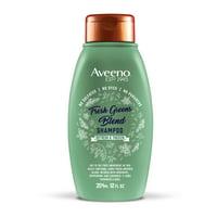 Aveeno Scalp Soothing Fresh Greens Blend Shampoo, 12 fl. oz