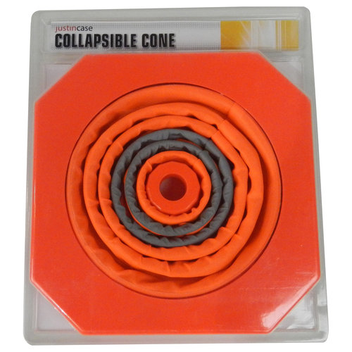 Justin Case Collapsible Traffic Safety Cone