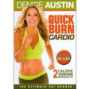 Denise Austin: Quick Burn Cardio (Widescreen) by Trimark Home Video