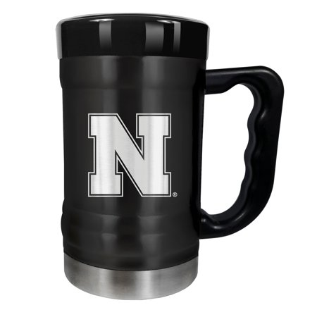 - Nebraska Cornhuskers 15oz. Stealth Coach Coffee Mug - Black - No Size