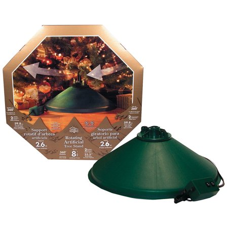 Fun Express - Christmas Tree Stand Ez Rotate for Halloween - Home Decor - Decorative Accessories - Home Accents - Halloween - 1