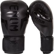 Best Boxing Gloves 16ozs - Venum Elite Boxing Gloves, Black, 16 oz Review