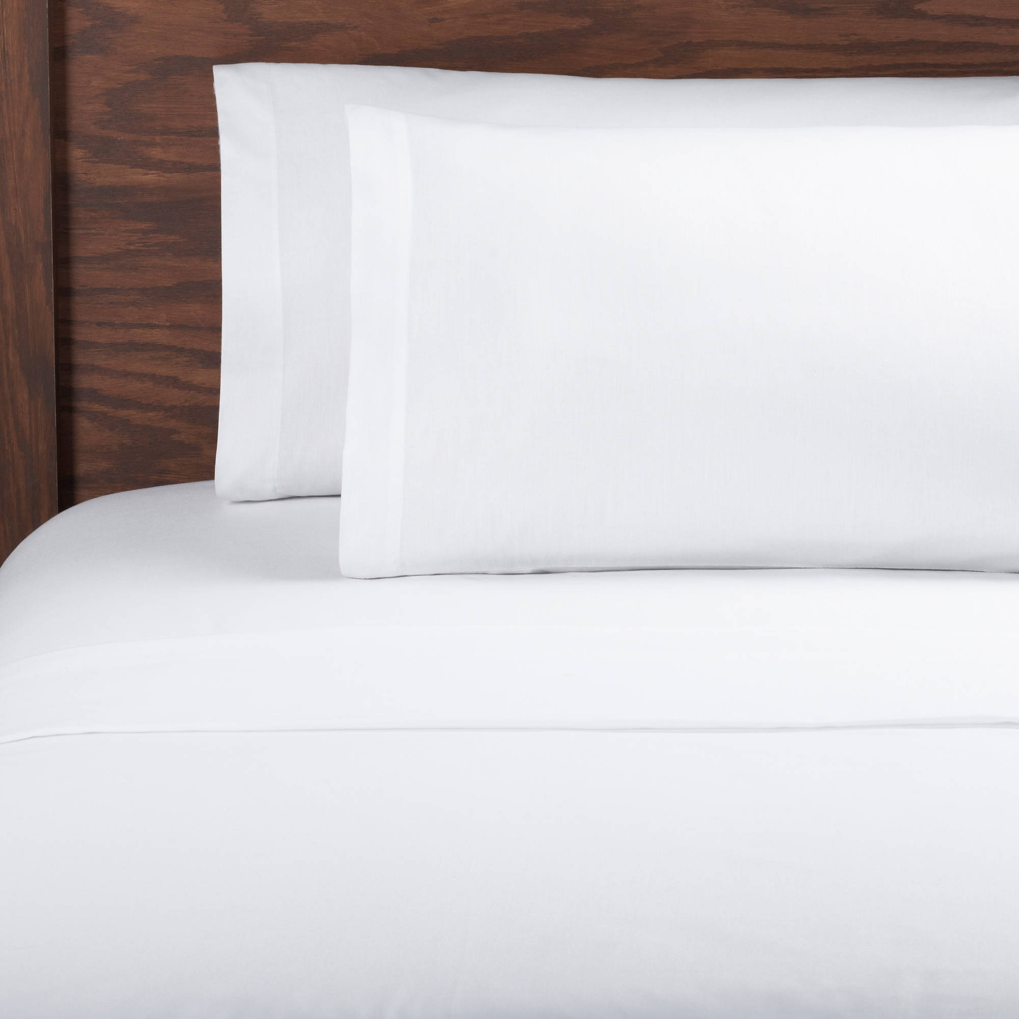 High thread count bed sheets - Better Homes And Gardens 350 Thread Count Hygro Cotton Percale Sheet Set Walmart Com