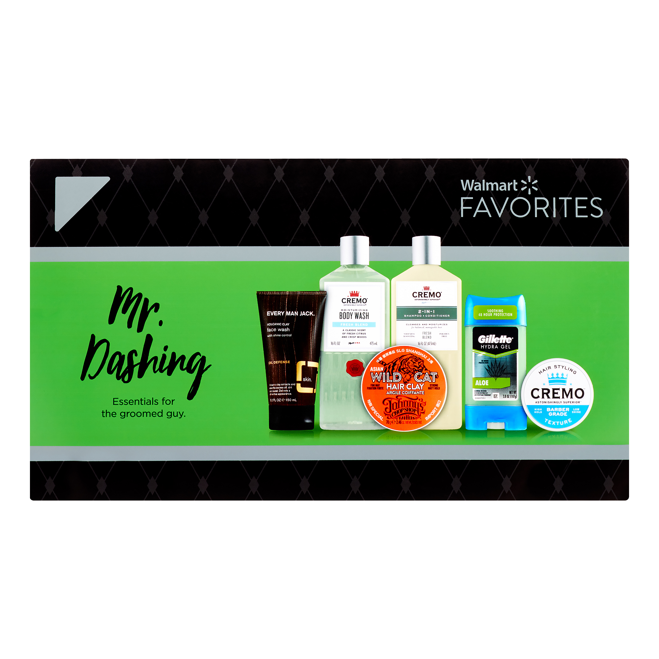 Walmart Beauty Favorites - Mr. Dashing