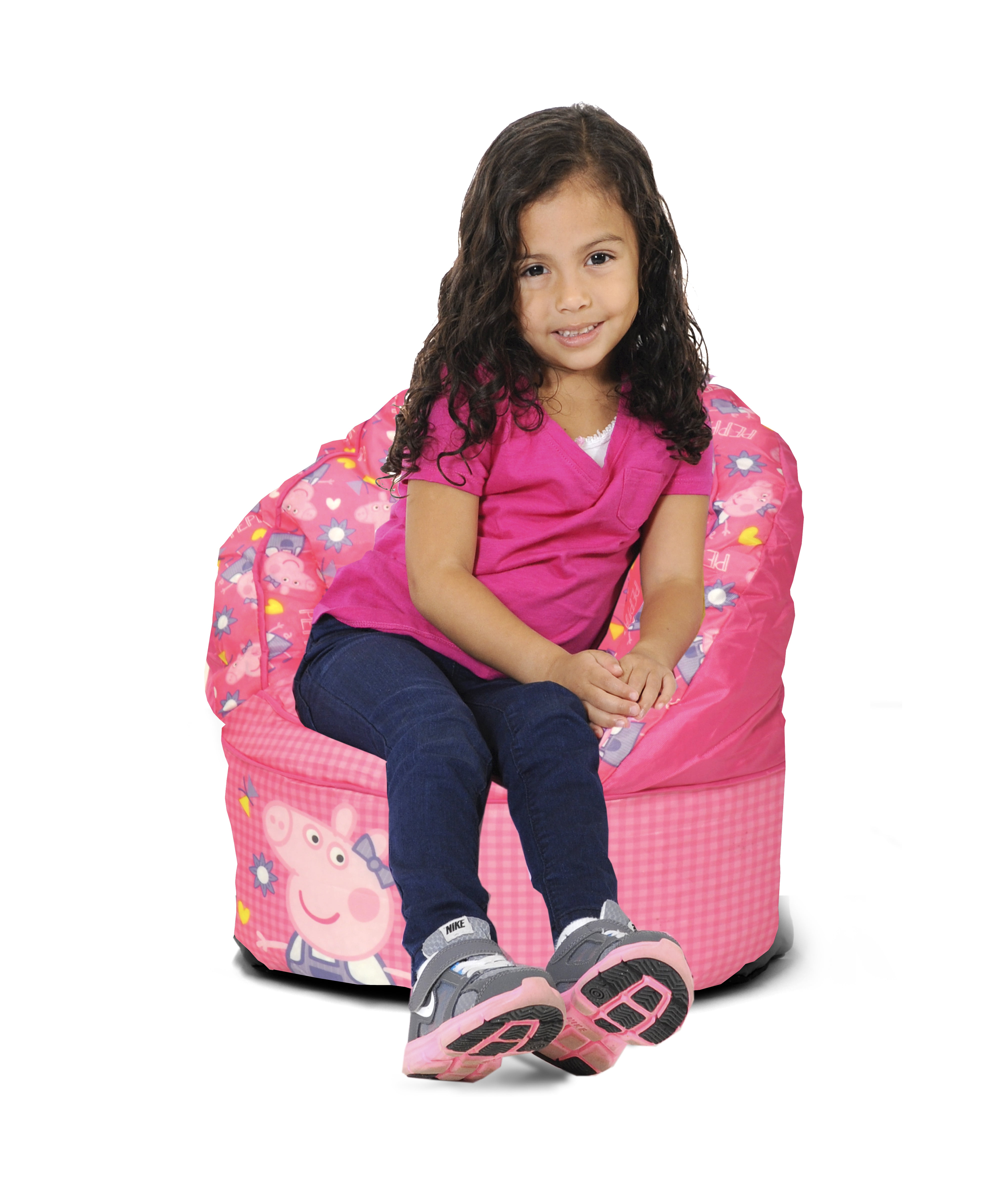 Peppa Pig Kids Bean Bag Chair   Walmart.com
