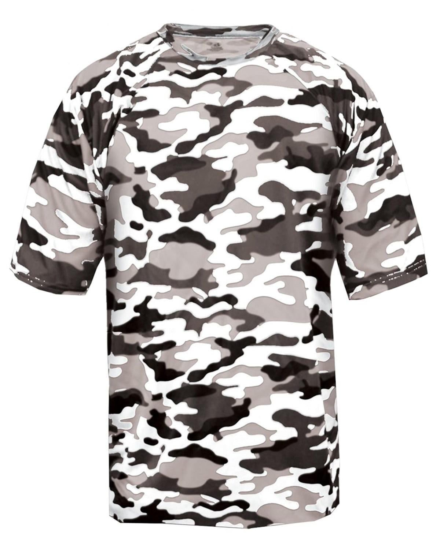 Badger Adult Camo Short-Sleeve T-Shirt 4181