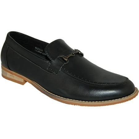 AMERICAN SHOE FACTORY Dress 4 Success Leather Lined Upper Loafers, Men, Size, 10 ()