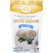 Eda-Zen Toasted Edamame Sesame Seaweed, 3.5 oz, (Pack of 6)