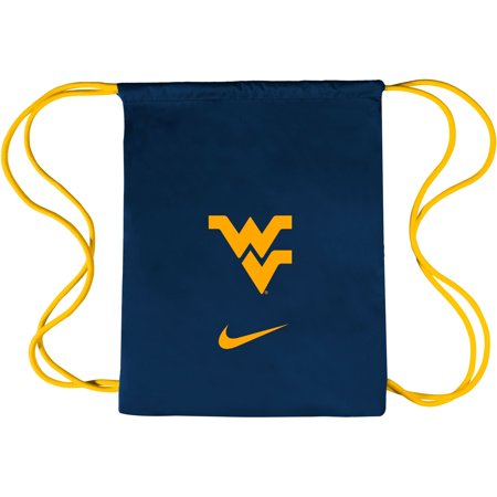 West Virginia Mountaineers Nike Vapor Gymsack - Navy - No (Nike Drivers For Sale)