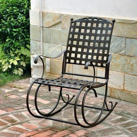 Santa Fe Outdoor Iron Patio