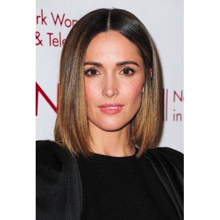 Eagle Design Award (Rose Byrne At Arrivals For New York Women In Film & Television (Nywift) Designing Women Awards Canvas Art -  (16 x 20))
