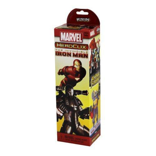 Iron Man Marvel Heroclix Booster Brick Blind Box Random Figure