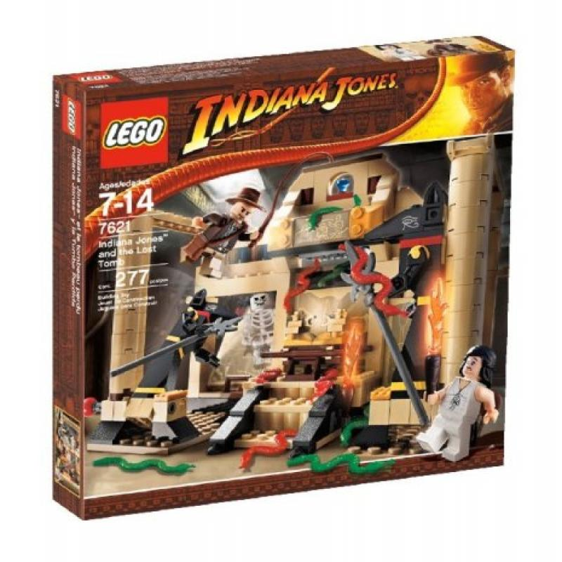 Lego Indiana Jones and the Lost Tomb