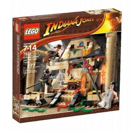 LEGO Indiana Jones and the Lost Tomb (Lego Indiana Jones Last Crusade Level 1)